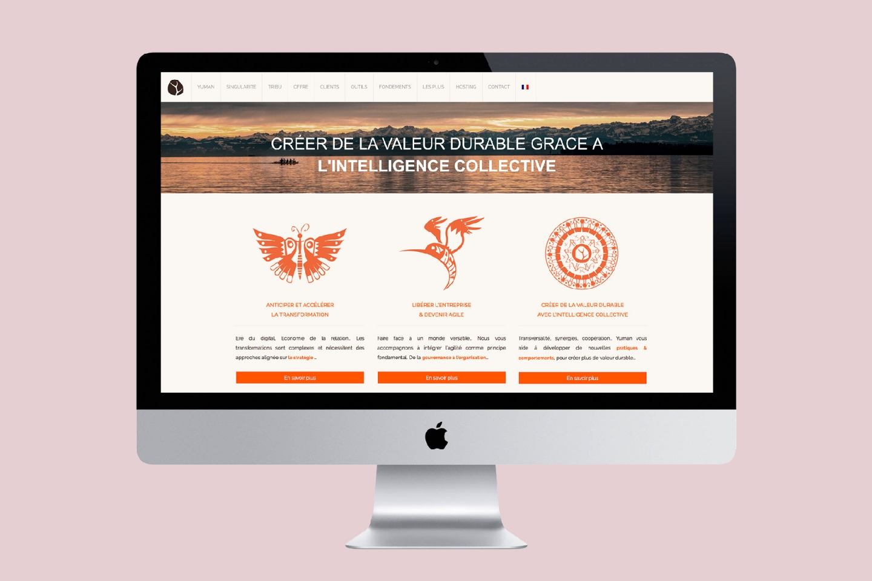 Yuman | Website