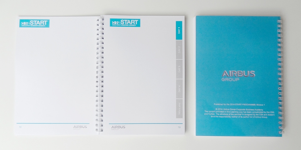 Airbus Group Workbook