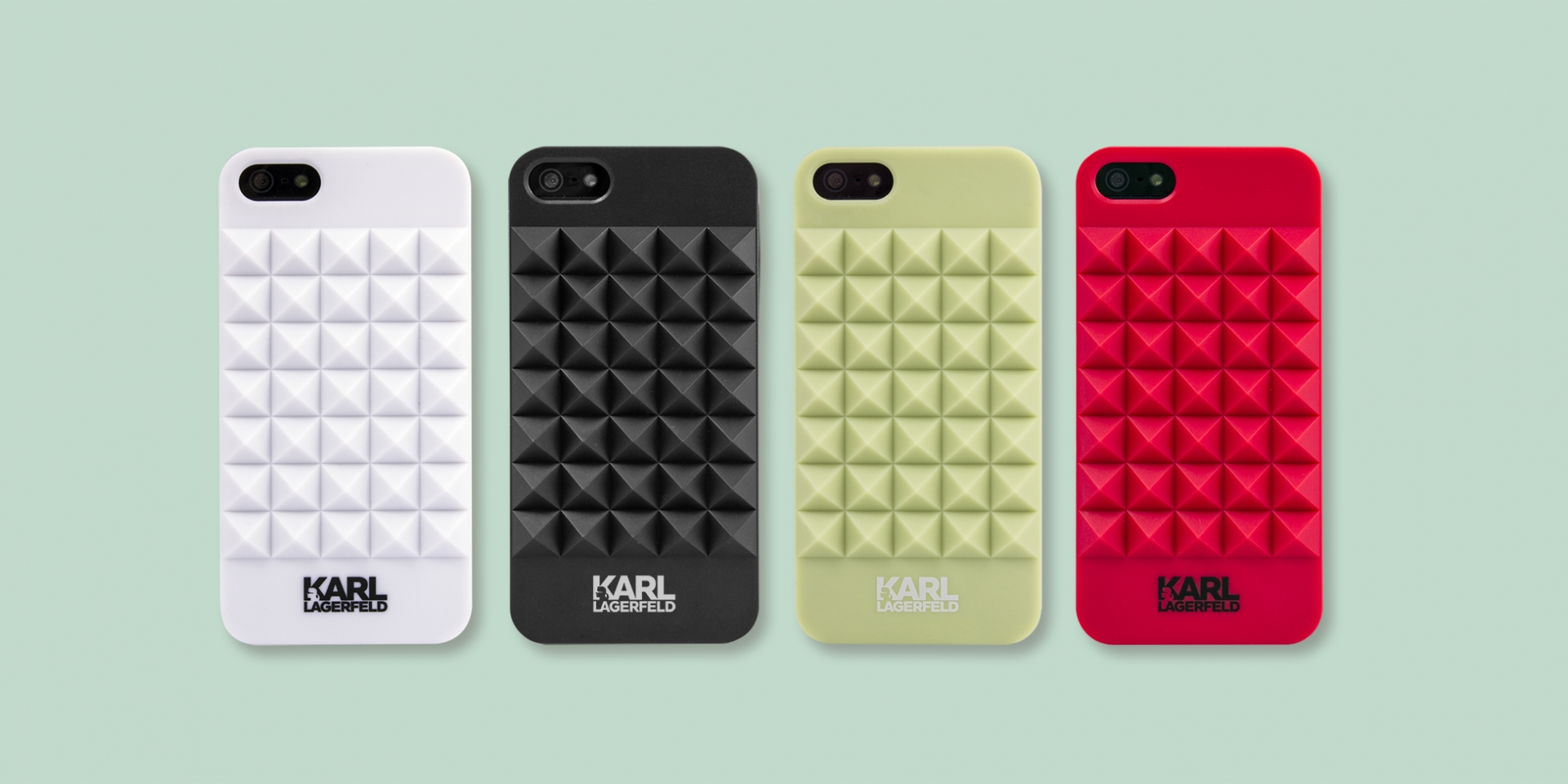 KARL LAGERFELD'S PHONE CASE PRESENTATION
