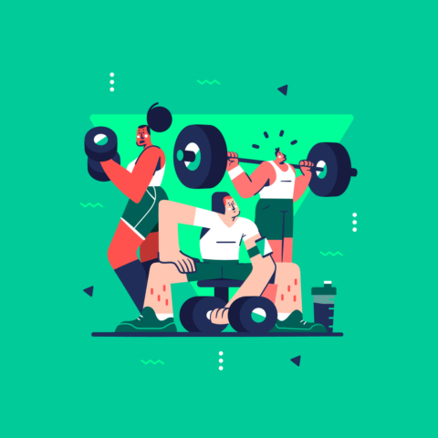 Gym Time!