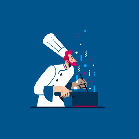 La cuisine du chef ! ✨🍴🇫🇷