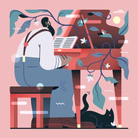 Plants & Music (2)